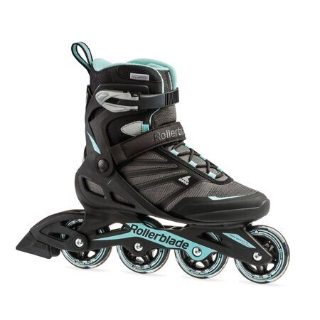 Роликовые коньки Rollerblade Zetrablade W Black Lack Light